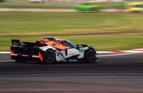 Florian Janits True Racing KTM X-Bow GT4 DTM Trophy Lausitzring