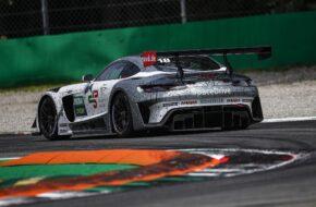 Maximilian Buhk Mücke Motorsport Mercedes-AMG GT3 DTM Monza