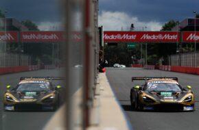 Christian Klien JP Motorsport McLaren 720S GT3 DTM Zolder