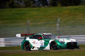 Tim Heinemann Maximilian Götz Space Drive Racing Mercedes-AMG GT3 GTC Race Assen