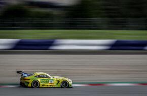 Maximilian Buhk Raffaele Marciello MANN-FILTER Team Landgraf – HTP WWR Mercedes-AMG GT3 ADAC GT Masters Red Bull Ring