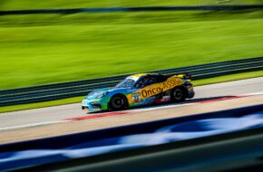 Moritz Wiskirchen Phil Hill Allied-Racing Porsche 718 Cayman GT4 Clubsport MR ADAC GT4 Germany Red Bull Ring