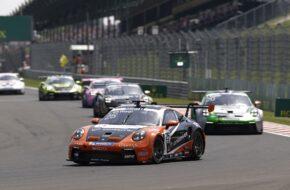Larry ten Voorde GP Elite Porsche 911 GT3 Cup Porsche Supercup Budapest
