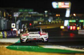 Cooper MacNeil Earl Bamber Laurens Vanthoor WeatherTech Racing Porsche 911 RSR FIA WEC 24h Le Mans