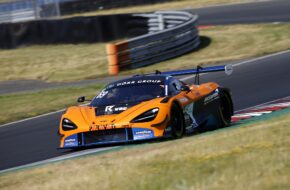 Andreas Wirth Dino Steiner Dörr Motorsport McLaren 720S GT3 GTC Race Oschersleben
