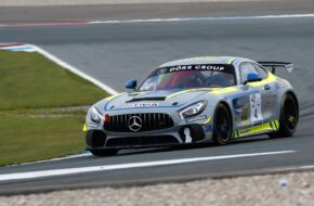 Denis Bulatov Leon Koslowski Eastside Motorsport Mercedes-AMG GT4 GTC Race Assen