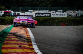 Maro Engel Luca Stolz Vincent Abril Haupt Racing Team Mercedes-AMG GT3 GT World Challenge Europe Endurance Cup 24h Spa