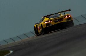 Jordan Taylor Antonio Garcia Corvette Racing Corvette C8.R IMSA WeatherTech SportsCar Championship Road America