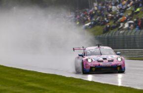 Dylan Periera BWT Lechner Racing Porsche 911 GT3 Cup Porsche Supercup Spa-Francorchamps
