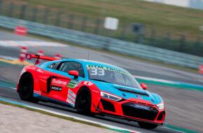 Lucas Mauron Heide-Motorsport Audi R8 LMS GT4 DTM Trophy Assen