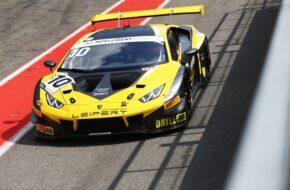 Fidel Leib Brendon Leitch Leipert Motorsport Lamborghini Huracan GT3 British GT Spa