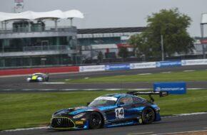 Hunter Abbott Martin Kodric 2 Seas Motorsport Mercedes-AMG GT3 British GT Silverstone