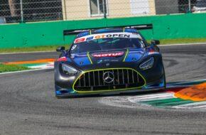 Martin Kodric Ethan Simioni 2 Seas Motorsport Mercedes-AMG GT3 International GT Open Monza