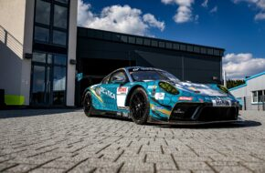 Noah Nagelsdiek Hendrik von Danwitz Florian Naumann Black Falcon Porsche 911 GT3 R