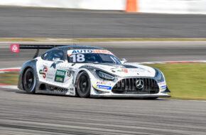 Maximilian Buhk Mücke Motorsport Mercedes-AMG GT3 DTM Nürburgring