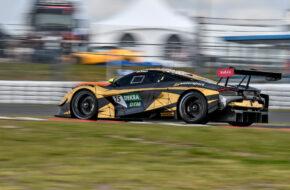 Christian Klien JP Motorsport McLaren 720S GT3 DTM Nürburgring