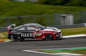Christopher Rink Hofor Racing by Bonk Motorsport BMW M4 GT4 DTM Trophy Nürburgring