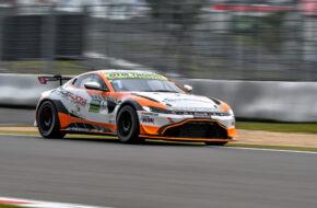 Tim Heinemann PROsport Racing Aston Martin Vantage AMR GT4 DTM Trophy Nürburgring