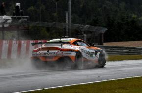 Mike David Ortmann PROsport Racing Aston Martin Vantage AMR GT4 DTM Trophy Nürburgring