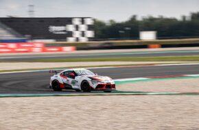 Nico Verdonck Ring Racing Toyota GR Supra GT4 DTM Trophy Assen