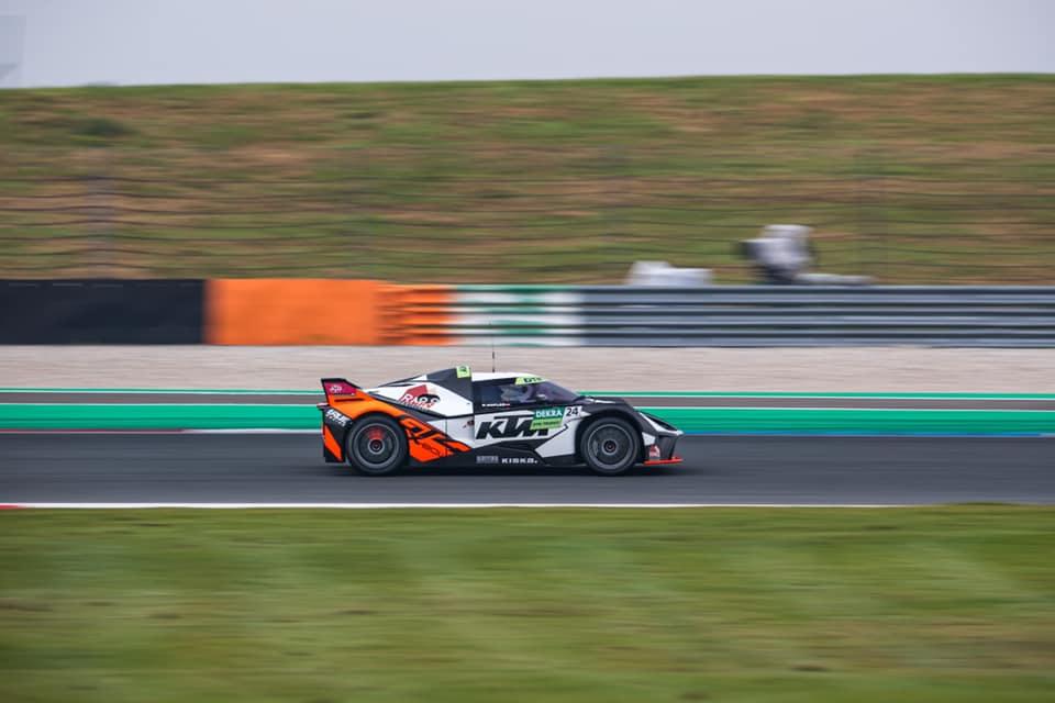 Reinhard Kofler True Racing KTM X-Bow GT4 DTM Trophy Assen