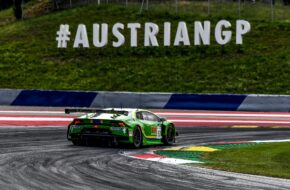 Michele Beretta Frederik Schandorff Vincenzo Sospiri Racing Lamborghini Huracan GT3 International GT Open Red Bull Ring