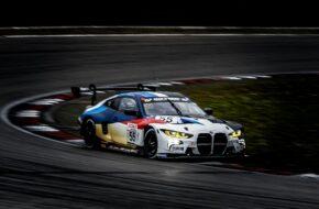 Philipp Eng Augusto Farfus BMW M4 GT3 Nürburgring Langstrecken-Serie Nürburgring-Nordschleife
