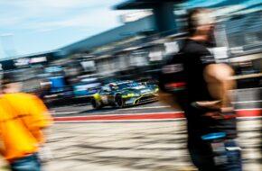Nicki Thiim Maxime Martin Aston Martin Racing Aston Martin Vantage GT3 Nürburgring Langstrecken-Serie Nürburgring-Nordschleife