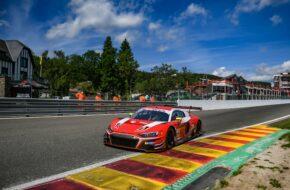 Adam Carroll Shaun Balfe Balfe Motorsport Audi R8 LMS GT3 International GT Open ^Spa-Francorchamps