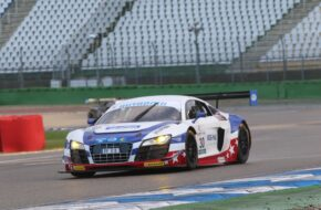 Jay Boyd Happy Behler Rutronik Racing Audi R8 LMS ultra GTC Race Hockenheim