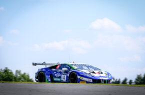 Ricardo Feller Rolf Ineichen Aley Fontana Emil Frey Racing Lamborhini Huracan GT3 GT World Challenge Europe Endurance Cup Nürburgring