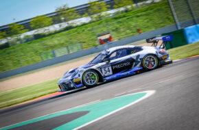 Adrien de Leener Christian Engelhart Dinamic Motorsport Porsche 911 GT3 R GT World Challenge Europe Magny Cours