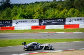 Ezequiel Perez Companc Rik Breukers Ricardo Sanchez Madpanda Motorsport Mercedes-AMG GT3 GT World Challenge Europe Nürburgring