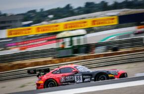 Timur Boguslavskiy Raffaele Marciello AKKA ASP Mercedes-AMG GT3 GT World Challenge Europe Valencia