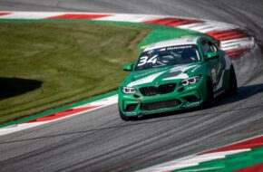 Theo Oeverhaus BMW M2 Cup Red Bull Ring