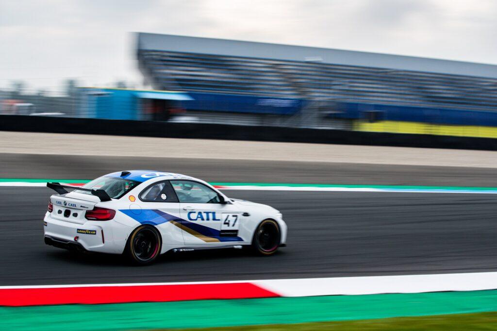 Colin Caresani BMW M2 Cup Assen
