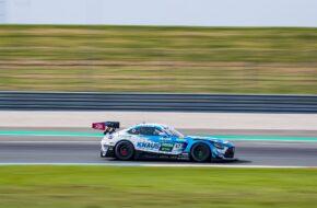 Philip Ellis WINWARD Racing Mercedes-AMG GT3 DTM Assen