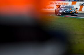 Mirko Bortolotti T3 Motorsport Lamborghini Huracan GT3 DTM Assen