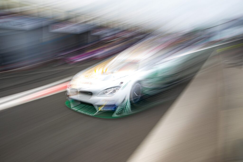 Marco Wittmann Walkenhorst Motorsport BMW M6 GT3 DTM Assen