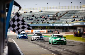 Theo Oeverhaus BMW M2 Cup Assen