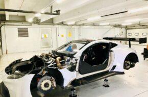 Dörr Motorsport Aston Martin Vantage GT3