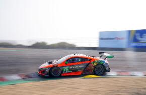 Jacob Abel Mario Farnbacher Compass Racing Acura NSX GT3 IMSA WeatherTech SportsCar Championship Laguna Seca