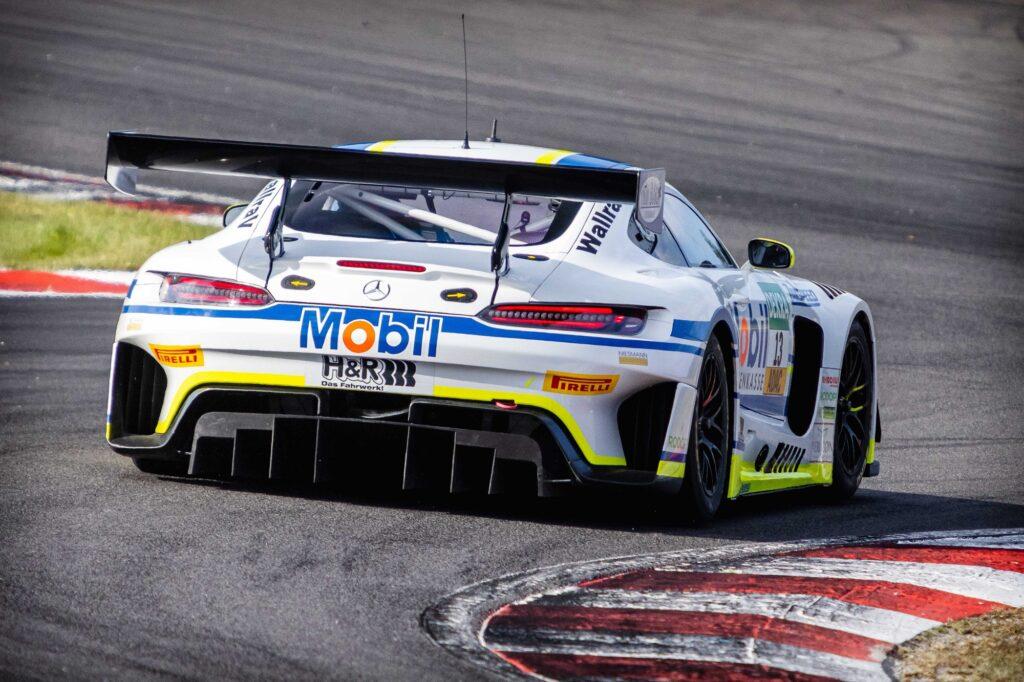 Igor Walilko Jules Gounon Zakspeed Mercedes-AMG GT3 ADAC GT Masters Lausitzring