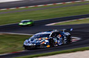Hugo Sasse Maximilian Paul T3 Motorsport Lamborghini Huracan GT3 ADAC GT Masters Lausitzring