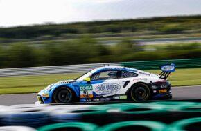 Jannes Fittje David Jahn Joos Sportwagentechnik Porsche 911 GT3 R ADAC GT Masters Lausitzring