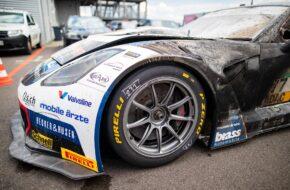 Jeffrey Schmidt Marvin Kirchhöfer Callaway Competition Corvette C7 GT3-R ADAC GT Masters Lausitzring