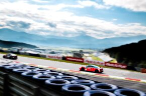 Lucas Mauron Heide-Motorsport Audi R8 LMS GT4 DTM Trophy Red Bull Ring