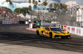 Jordan Taylor Antonio Garcia Corvette Racing Corvette C8.R IMSA WeatherTech SportsCar Championship Long Beach