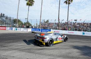 Nick Tandy Tommy Milner Corvette Racing Corvette C8.R IMSA WeatherTech SportsCar Championship Long Beach