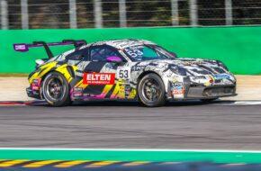Ayhancan Güven IronForce by Phoenix Porsche 911 GT3 Cup Porsche Carrera Cup Deutschland Monza